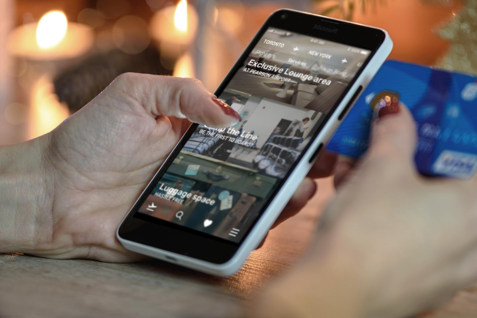 Travel Personalization Platform on Mobile