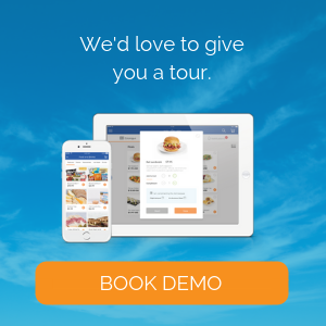 Request a product demo CTA