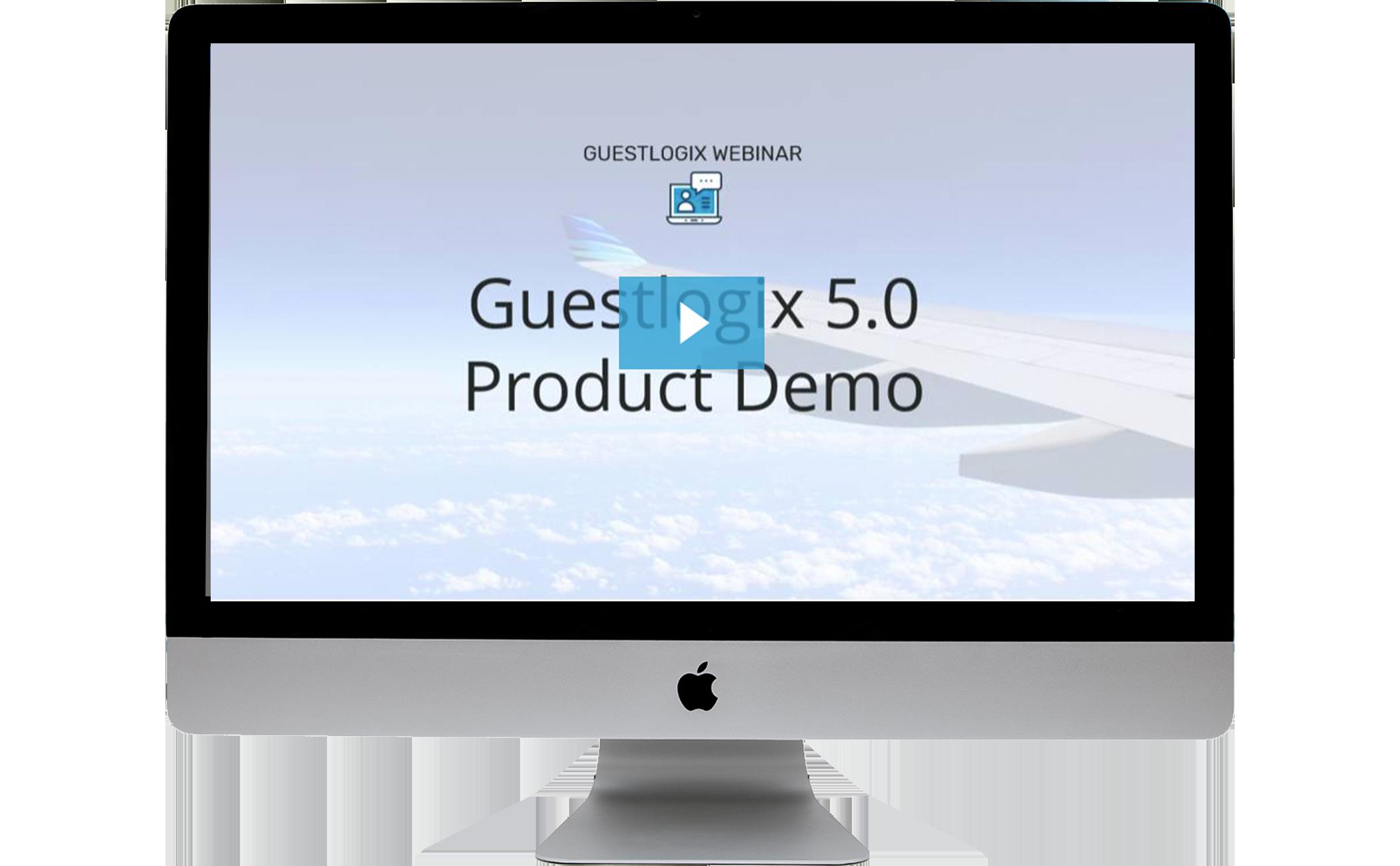 Guestlogix 5.0 Platform Demo