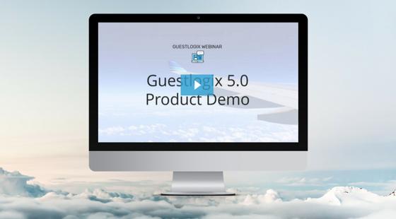 Guestlogix Demo Webinar